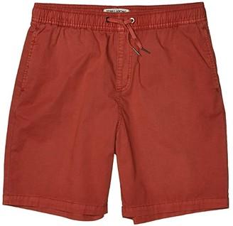 Billabong Kids Larry Layback Walkshorts (Big Kids) (Terra) Boy's Shorts