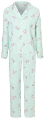 George Mint Green Mouse Collared Pyjamas