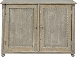 OKA Vanoise French Gustavian-Style Sideboard - Antique Grey