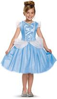Disguise Blue Cinderella Classic Dress - Kids