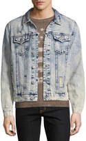 Decree Long Sleeve Denim Jacket