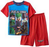 Boys 4-12 The LEGO Batman Movie Pajama Set