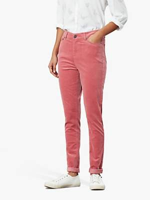 Joules Monroe Cord Skinny Trousers