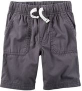 Carter's Boys 4-8 Pull-On Shorts