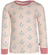 Fred's World by GREEN COTTON BIRD Long sleeved top rose