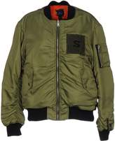 Sjyp Jackets - Item 41698966