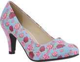 Women's T.U.K. Original Footwear Floral Mix Pump
