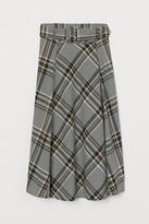 H&M Circle Skirt - Beige
