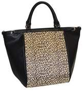 Adrienne Landau Women's Zip Top Tote.