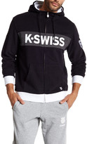 K-Swiss Long Sleeve Jacket