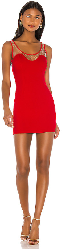 superdown Maci Mini Dress