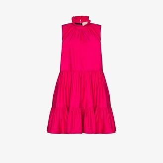 Roksanda Athis tiered mini dress