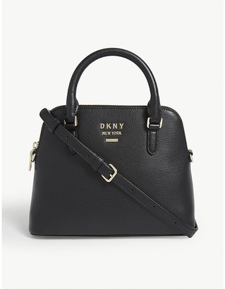 DKNY Whitney dome satchel
