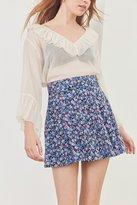 Kimchi & Blue Kimchi Blue Joanny High-Rise Belted Mini Skirt