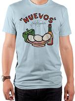 Goodie Two Sleeves Blue Meat Puppets Huevos Tee - Men's Regular