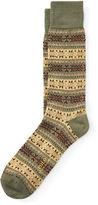 Polo Ralph Lauren Fair Isle Trouser Socks