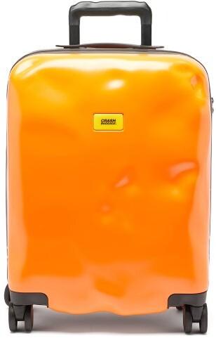 CRASH BAGGAGE Icon 55cm Cabin Suitcase - Orange