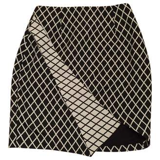 Style Stalker Black Skirt for Women