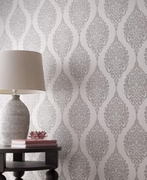 Graham & Brown Luna Gray Wallpaper