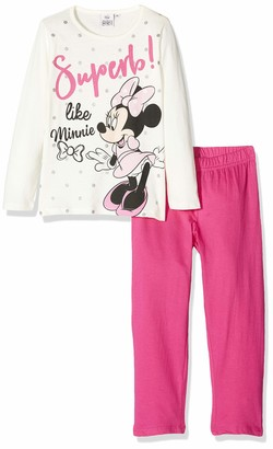 Disney Girl's HS2090 Pyjama Sets