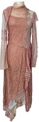 3.1 Phillip Lim Pink Lace Dress for Women