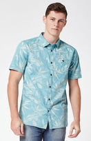 Reef Paradise Short Sleeve Button Up Shirt