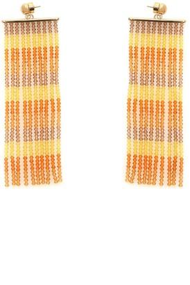 Jacquemus Beaded Tassel Earrings