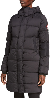 Canada Goose Alliston Packable Down-Fill Coat