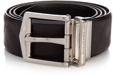 Burberry James reversible leather belt