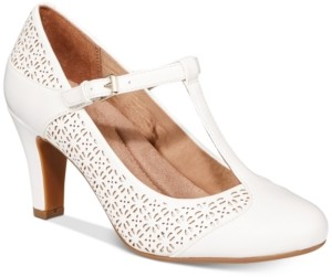 Giani Bernini Vineza Memory Foam Mary Jane Pumps, Created for Macy's Women's Shoes