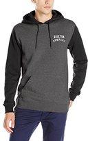 Brixton Men's Woodburn Hood Fleece Sweatshirt