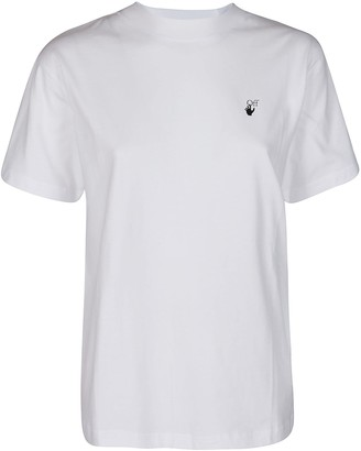 Off-White Flock Arrow T-Shirt