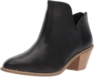 Rocket Dog Women's Bomer Smooth PU Ankle Boot