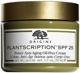 Origins Plantscription SPF 25 Power Oil-Free Cream 1.7 oz