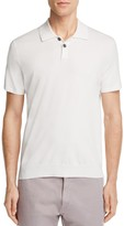 Theory Goris Slim Fit Knitted Polo