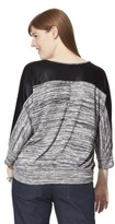 Pur Pure Energy Women's Plus-Size 3/4-Sleeve Pullover Top - Assorted Colors