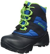 Columbia Kids Rope Tow III Waterproof Leather Snow Boots