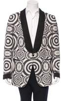 Tom Ford Silk Tuxedo Jacket