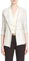 St. John Women's 'Izza' Double Breasted Knit Jacket