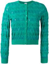 M Missoni knitted cardigan