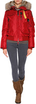 Parajumpers Down Gobi Bomber Parka in Red