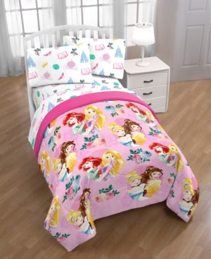 Disney Princess Princess Sassy Full Comforter Bedding