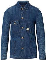 Denim & Supply Ralph Lauren Indigo Denim Chore Jacket