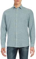 Selected Linen-Cotton Sportshirt