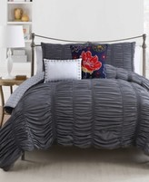 Victoria Classics CLOSEOUT! Holly 5-Pc. Reversible King Comforter Set