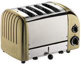 Dualit NEW NewGen Brass 4 Slice Toaster
