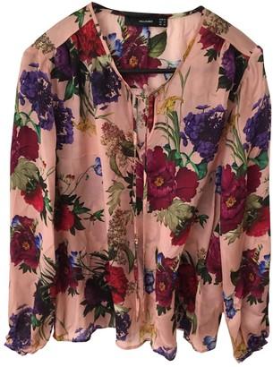 Hallhuber Multicolour Silk Top for Women