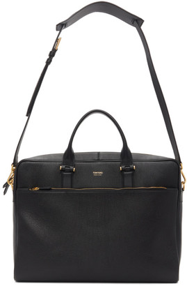 Tom Ford Black Slim Briefcase