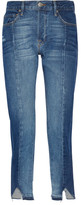 Frame Le Original Mix Boyfriend Jeans - Mid denim
