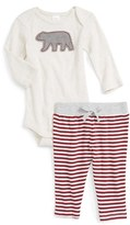 Nordstrom Infant Applique Bodysuit & Pants Set